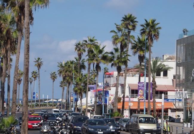Miami beach look a like – Marokossa!