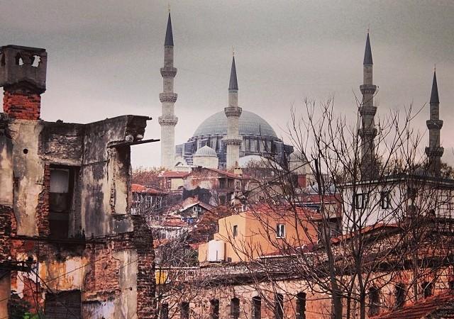 IGTravelThursday – moskeijoiden Istanbul