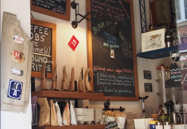 Istanbul – kahvilakaupunki