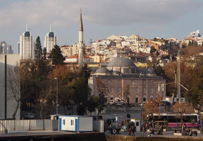 Besiktas ja Ortaköy – kuin pieniä kyliä keskustan ulkopuolella