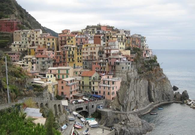Cinque Terre – luontomatkailua mukavuudenhaluisille (kyllä tulee myös hiki)