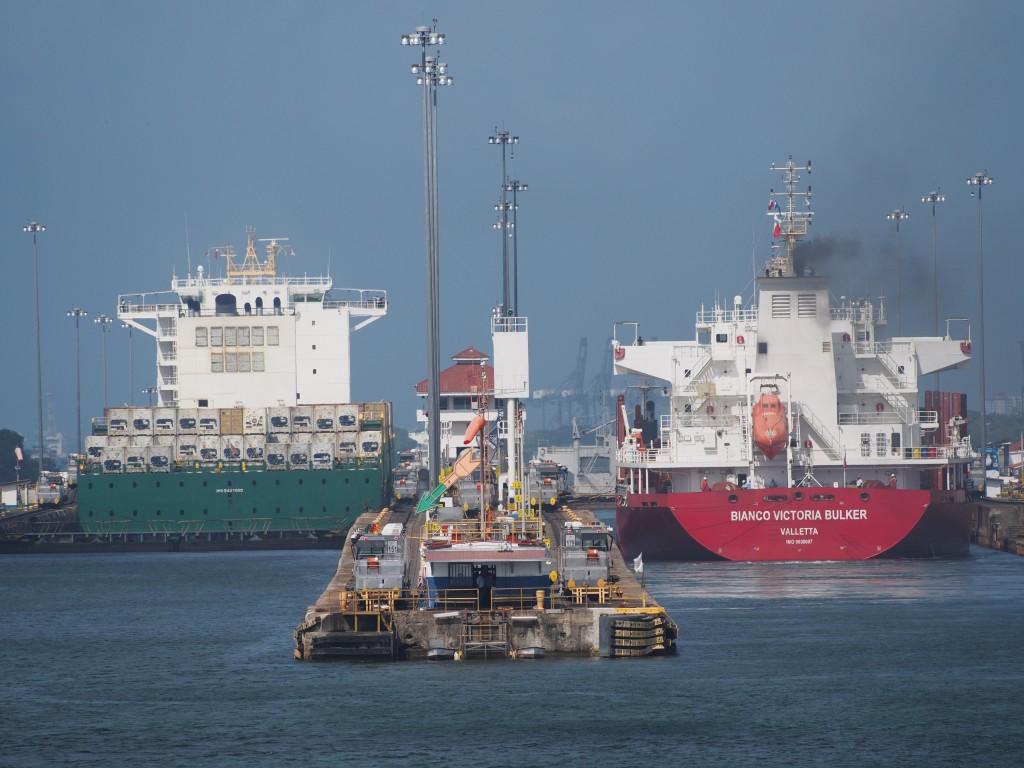 Panaman kanava – yllättävän innostava!