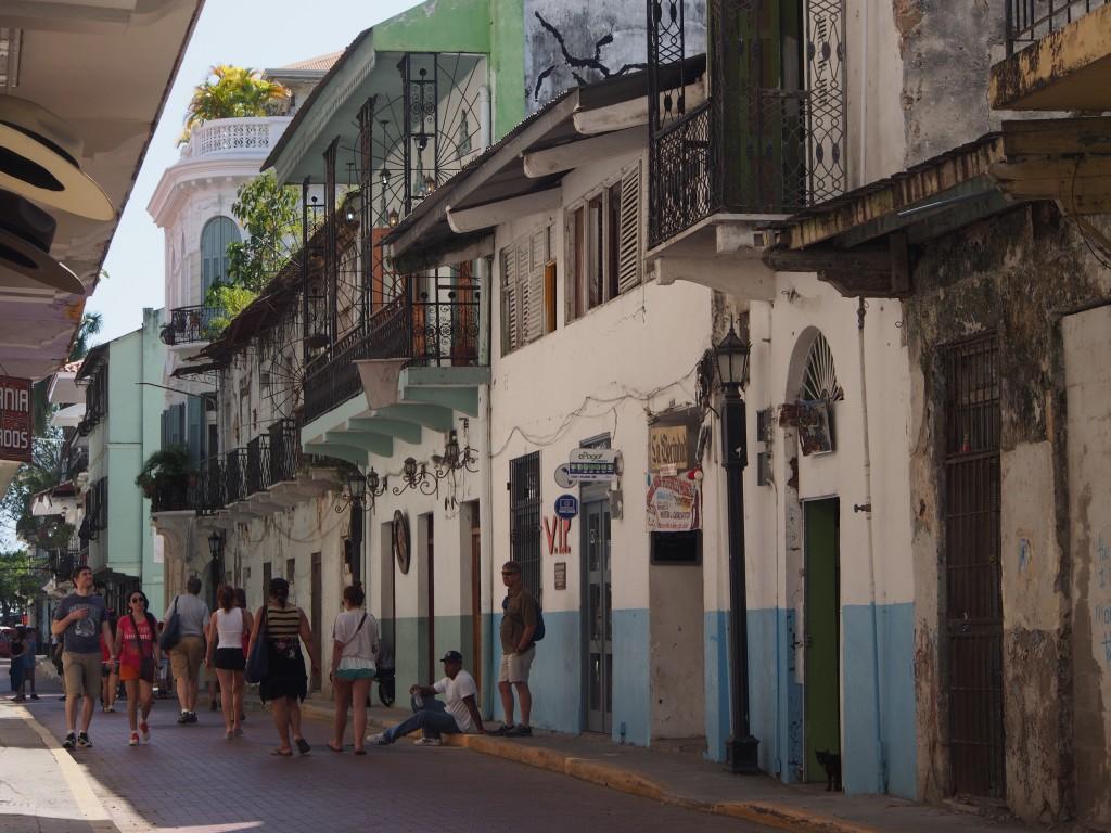 Kiinnostavassa ja kauniissa Panama Cityssä surkealla retkellä