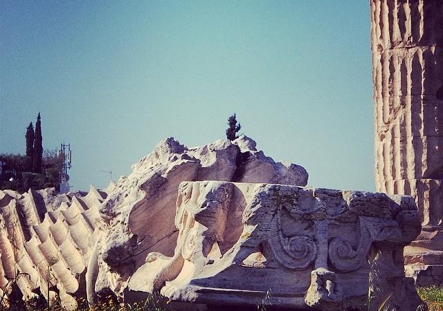 Viimeiset tunnelmat Ateenasta (IGTravelThursdayn henkeen)