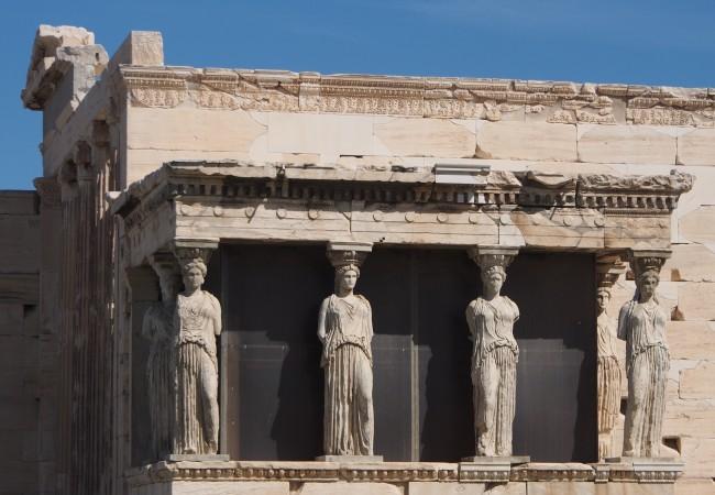 Paljon antiikkia – historiapäivä Ateenassa