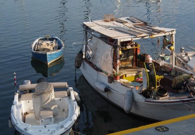 Merielämää Pireuksessa
