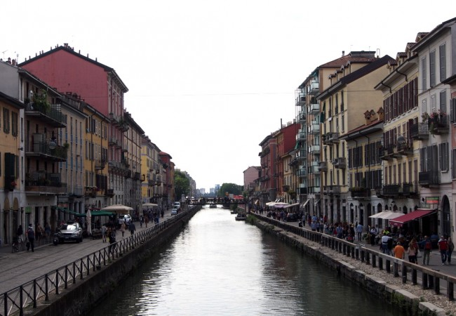 Ihana Biagio ja semikiva Milano