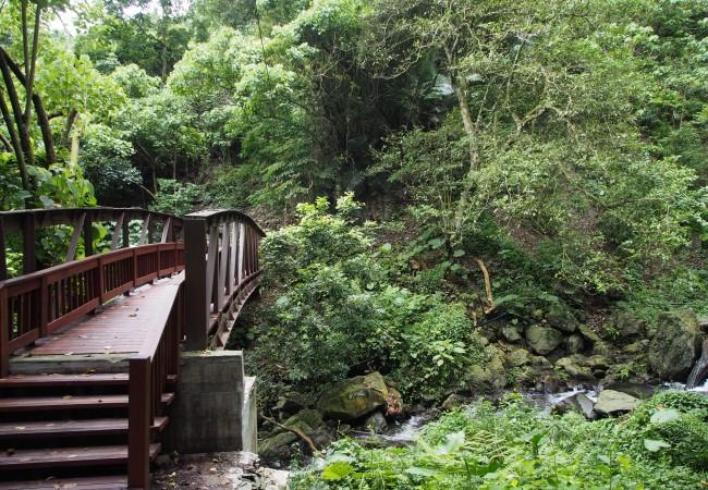 Taiwanilaista kansallismaisemaa – jylhää ja vihreää