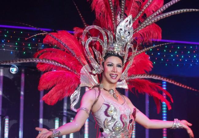 Chiang Mai, 3. päivä – paljon kauneutta (erityisesti ladyboyt)