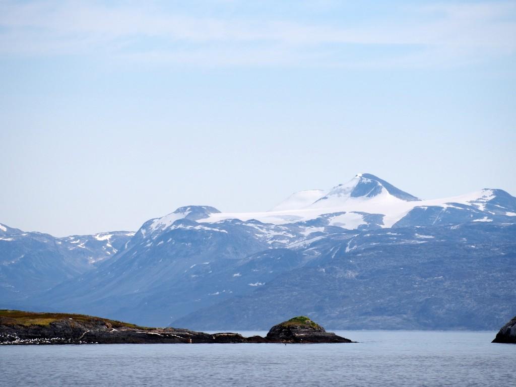 Vene, jäävuoret ja valaat – veneretkellä Grönlannissa