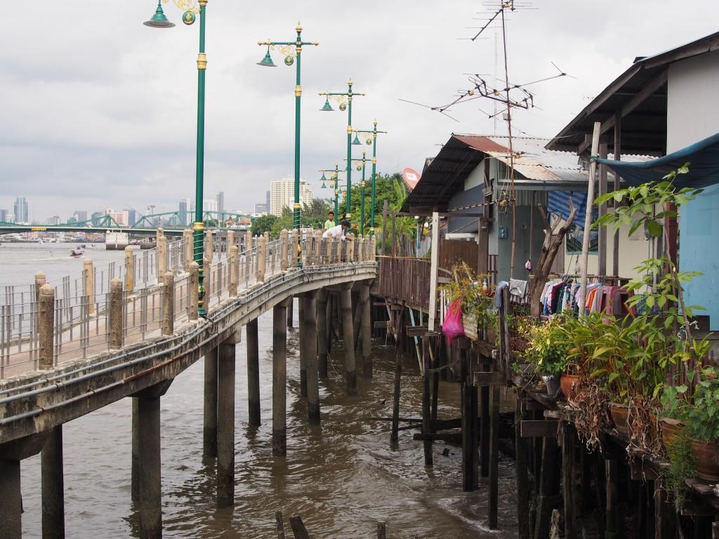 Pari päivää ja yötä Bangkokissa