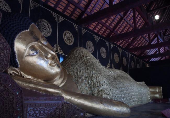 Chiang Mai – temppeleitä ja turisteja