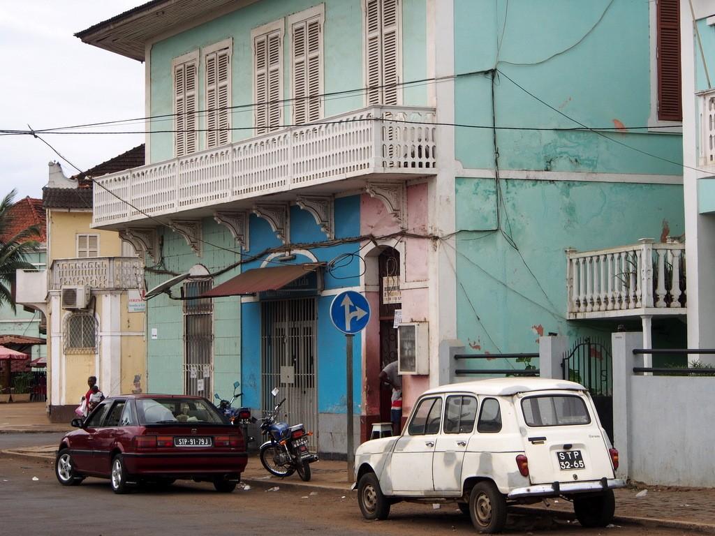 São Tomén kaupunki