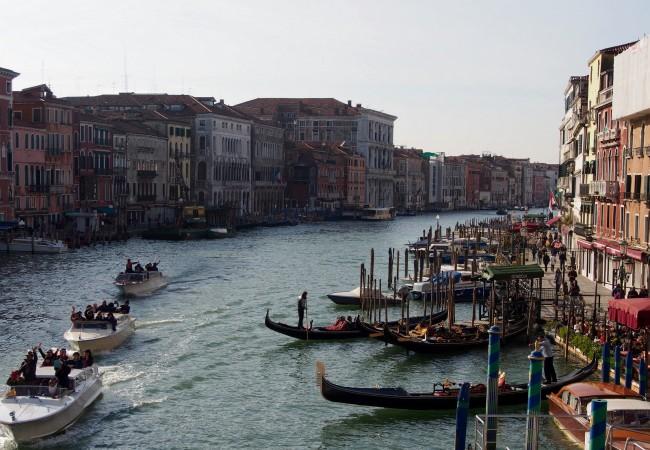 Syyspäivä Venetsiassa. Miten rakastankaan tätä kaupunkia!
