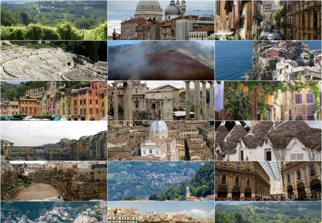 La bella Italia – ajatuksia 18 matkan kokemuksella