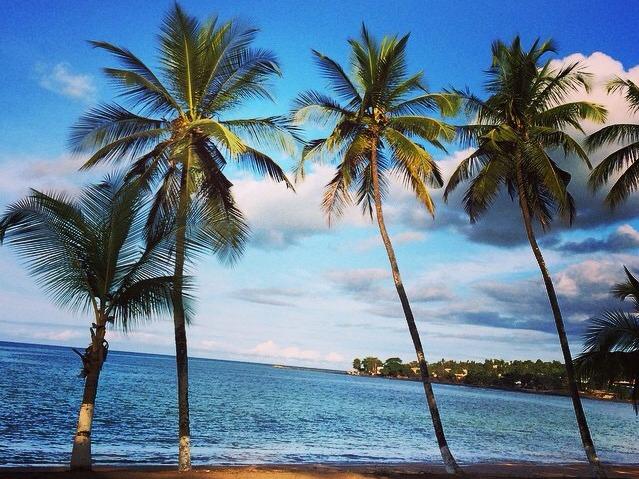 São Tomé – ruokaa ja rantoja