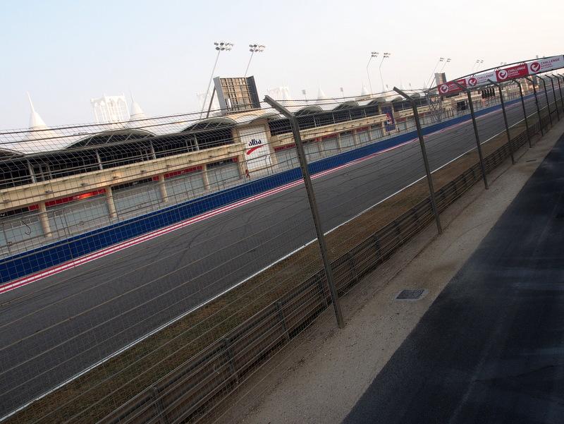 Formula-matka Bahrainiin?