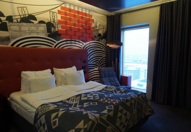 Virallisesti auki – Solo Sokos Hotel Torni, Tampere