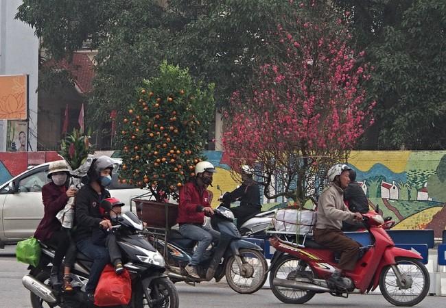 Hanoi valmistautuu vuoteen 2015
