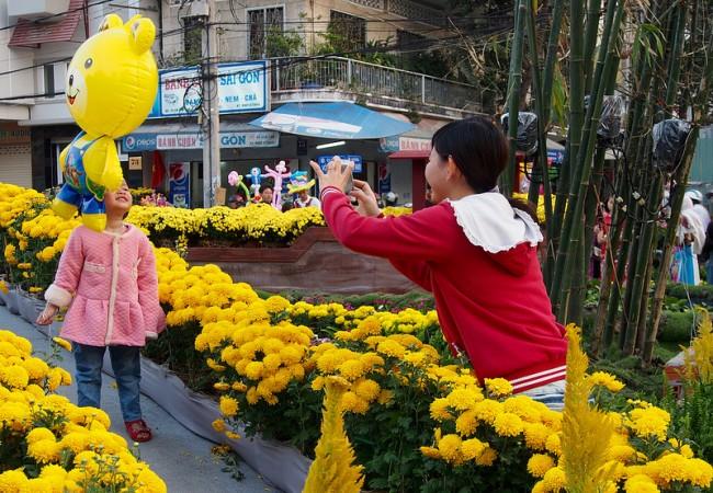 Lisää uudenvuoden erikoisuuksia Vietnamista