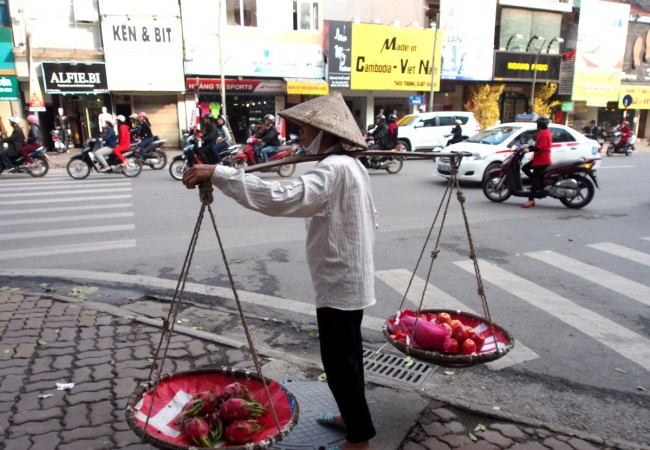 Hanoi – kaoottinen mutta kiinnostava