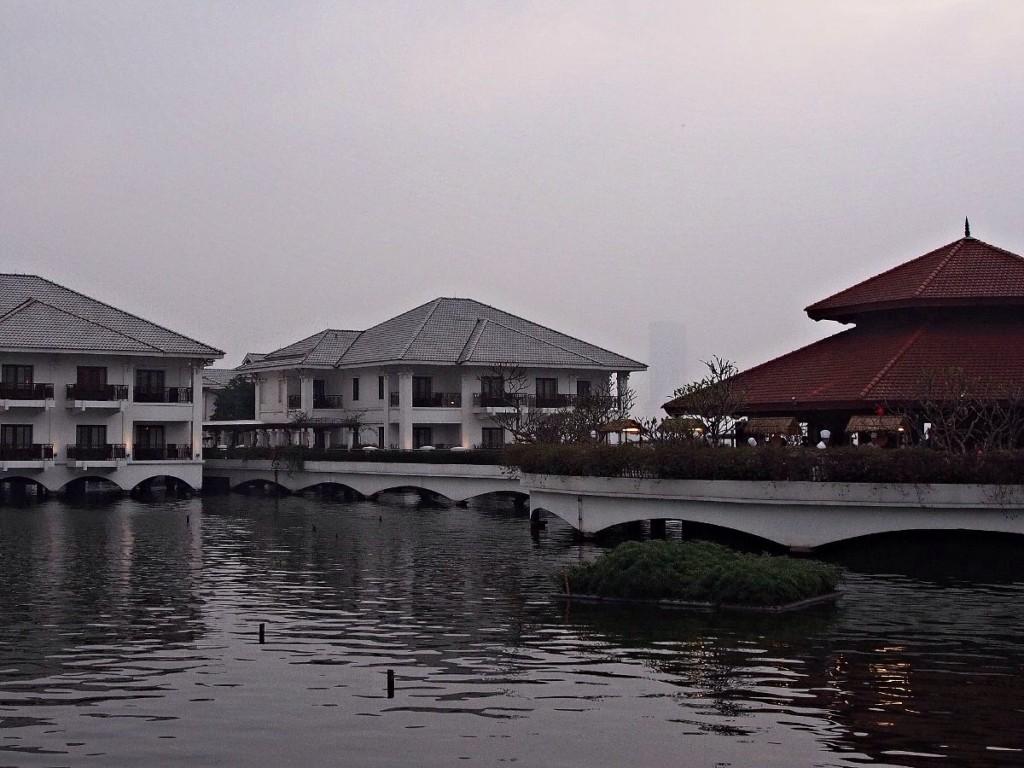 Intercontinental Hanoi Westlake – tyyliä ja palvelua