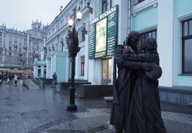 Ensivaikutelma Moskovasta: saisinko jäädä hotellihuoneen lämpimään turvaan?