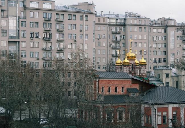 Moskova on mainio kaupunkikohde