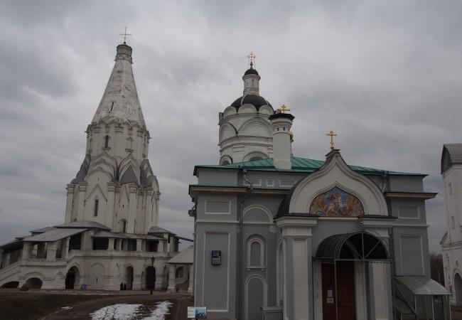 Moskovan maailmanperintökohteet