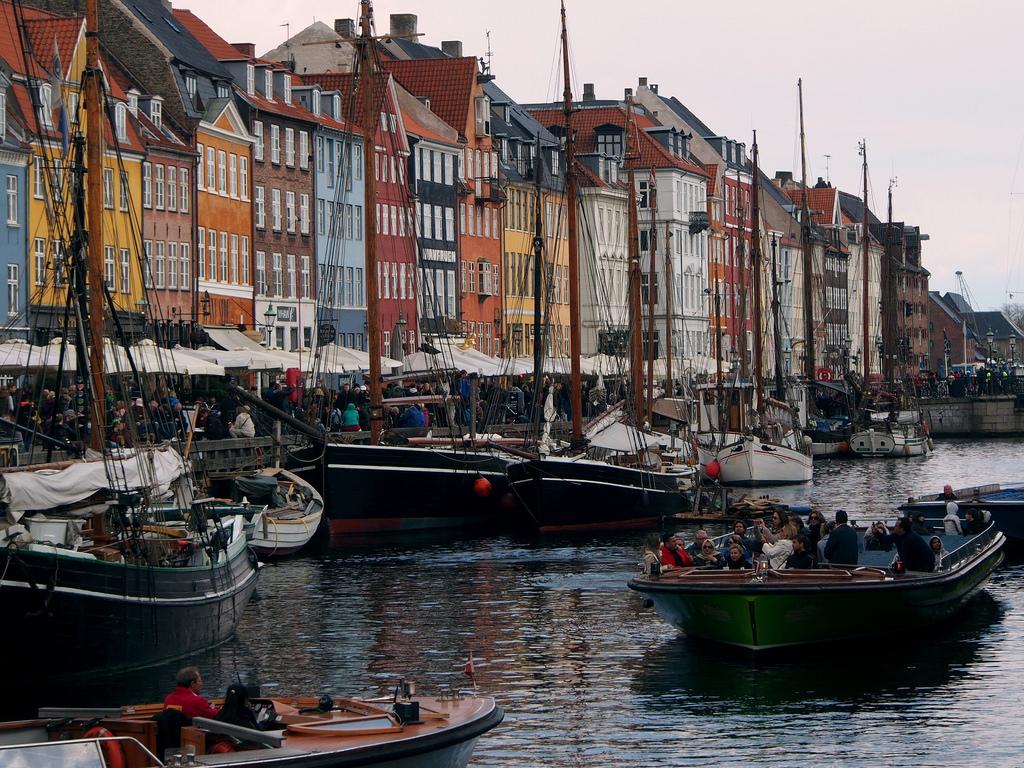 Nyhavn – parasta Kööpenhaminaa