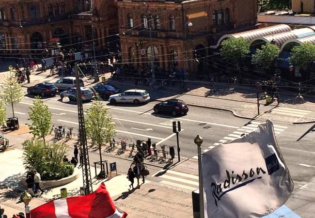 Sijainti, sijainti, sijainti – kolme syytä valita Radisson Blu Royal Copenhagen