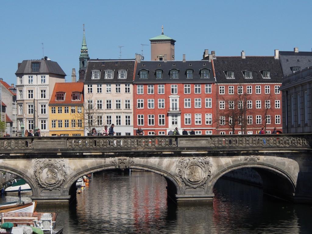Tyylikäs Kööpenhamina