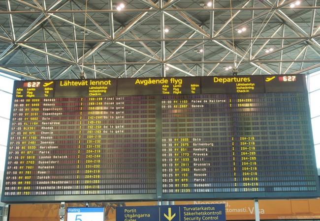 Astetta parempi tapa aloittaa lentomatka – Travelloverblogin loungearvonta