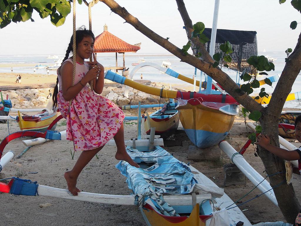 Hyvästi Bali – mutta matka jatkuu. Yksin.