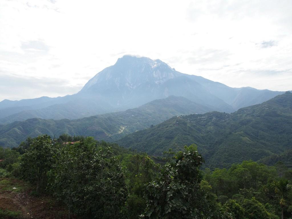 Borneo, osa 3. Kinabalu Park ja hot spring