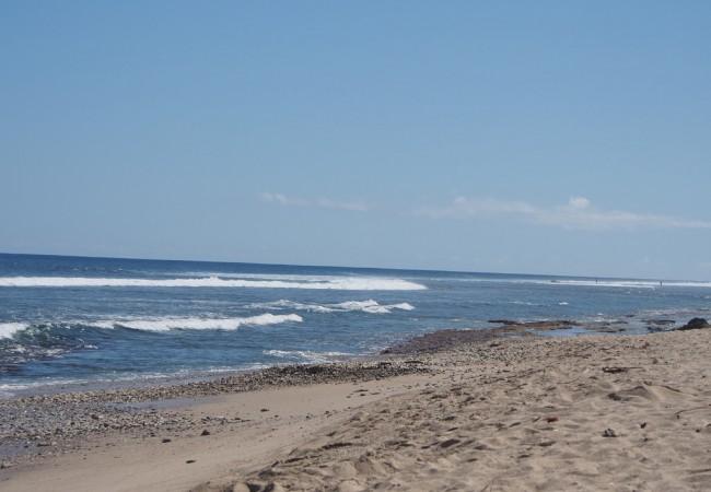Täydellistä rantaa etsimässä Réunionilta
