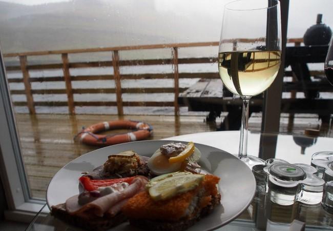 Normi ruokapäivä Färsaarilla