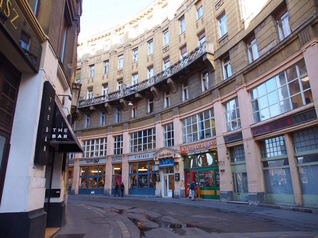 Vähän erilaista Budapestia – joulu meets retro