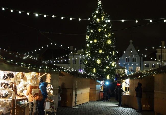 Joulufiilismatka Tallinnaan