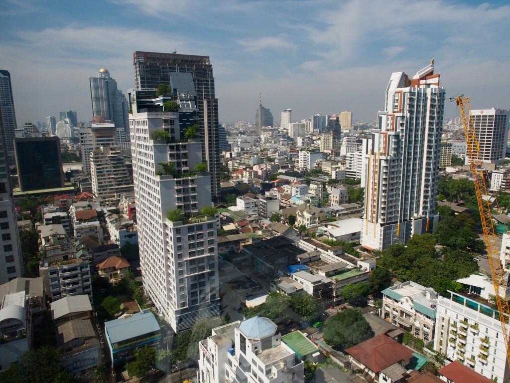 W Bangkok ja tyylikkäästi relaamisen taito