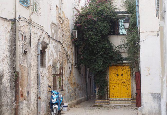 Tunisissa parasta on medina ja ruoka