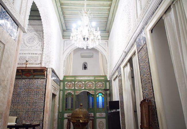 Kaunein hotellihuone ikinä. Dar Ben Gacem, Tunis