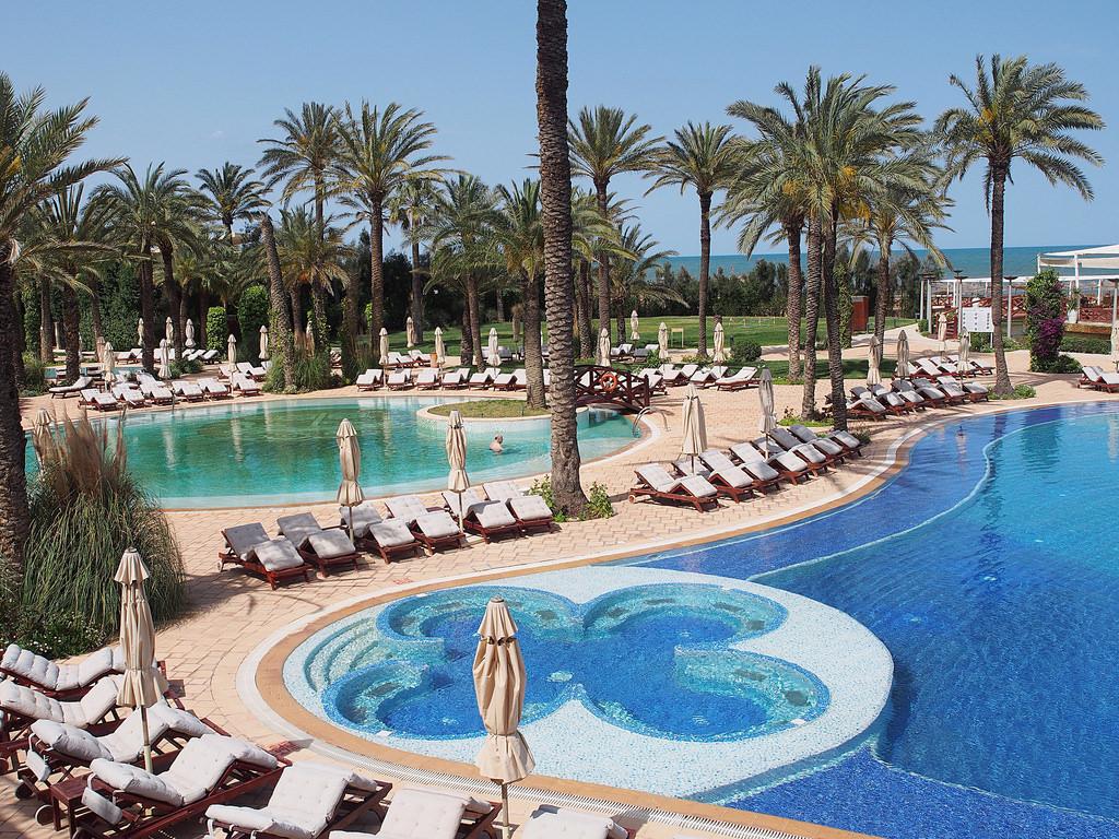 Mövenpick Sousse Resort and Marine Spa on hemmottelua kaipaavan keidas