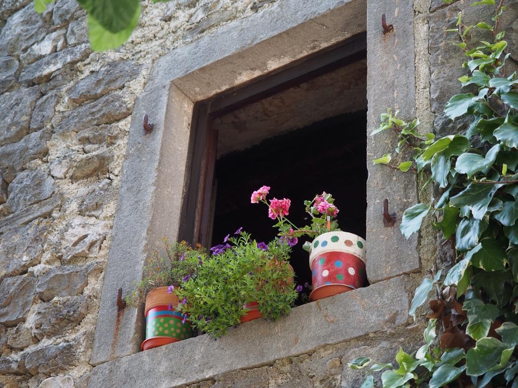 Istrian sisämaan suloisia pikkukyliä
