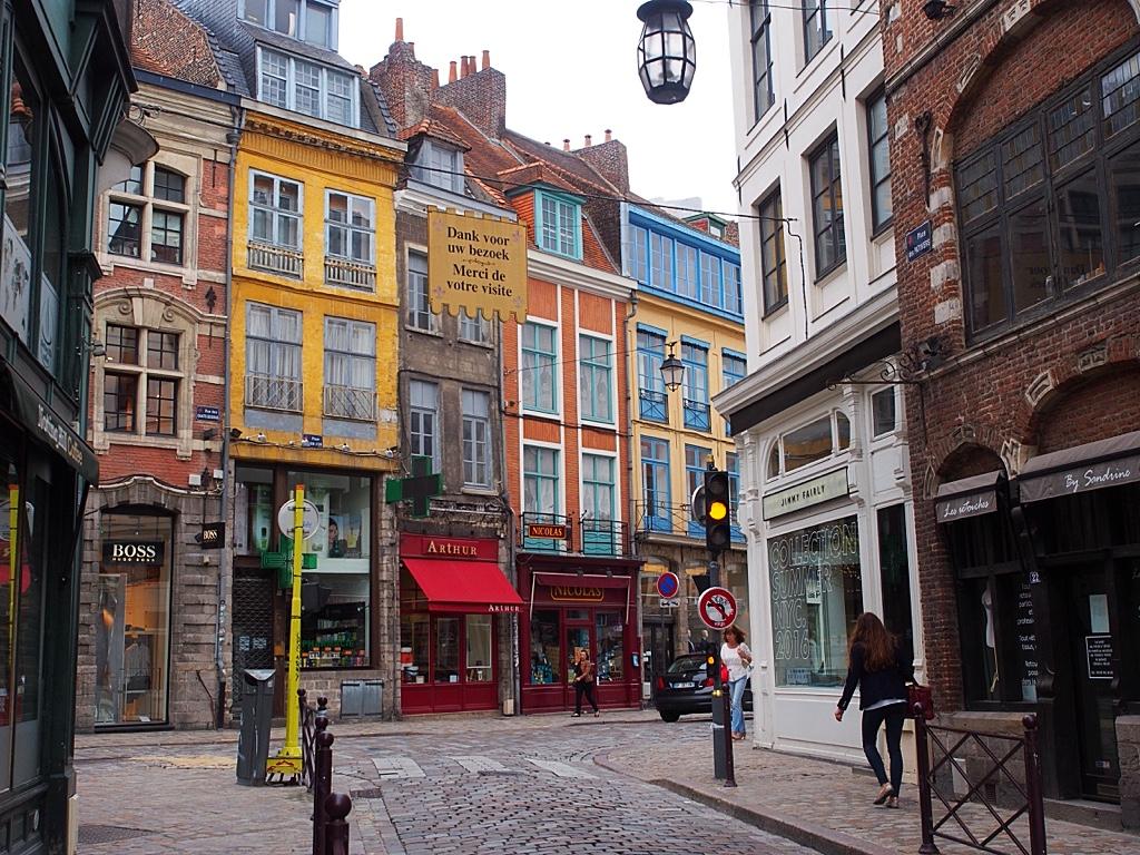 L'Hermitage ja Lille – viiden tähden vuorokausi Ranskassa
