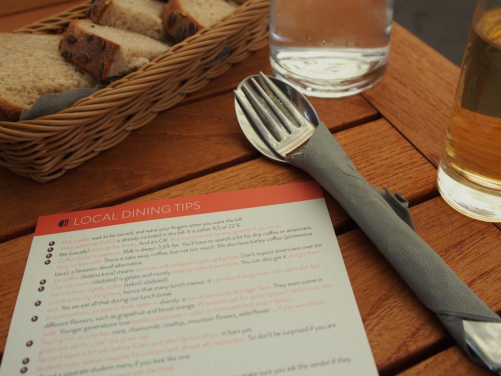 Syö kuin paikallinen. Food walk Ljubljanassa