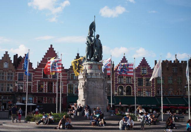 Mitä tehdä Bruggessa? Travelloverin Brugge TOP8