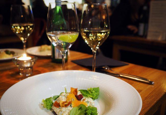 Zum Beispiel – vahva ravintolasuositus Porvooseen