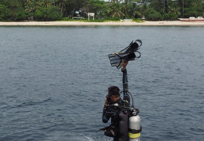 Divepoint Alcoy – suomalainen sukelluskoulu Filippiineillä