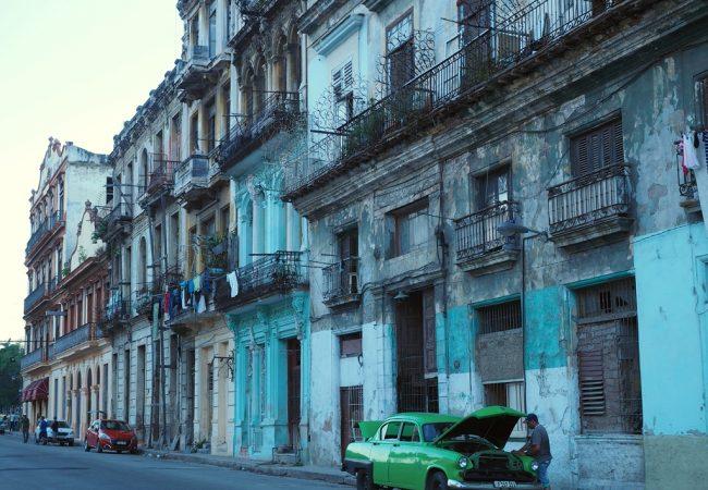 Hyvin ristiriitaisia ensitunnelmia Havannasta